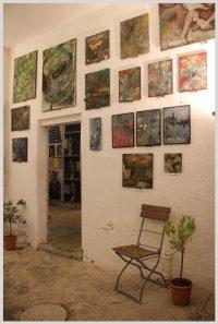 Kunstausstellung Freiburg | Kunstscheune | Rebecca Speth